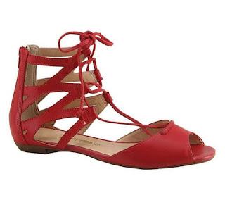Dea'TwilightZone - onde comprar sandálias Gladiadoras?