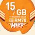 5 Sebab Perlu Memilih Pelan Pascabayar Hero Dari U Mobile Berbanding Digi