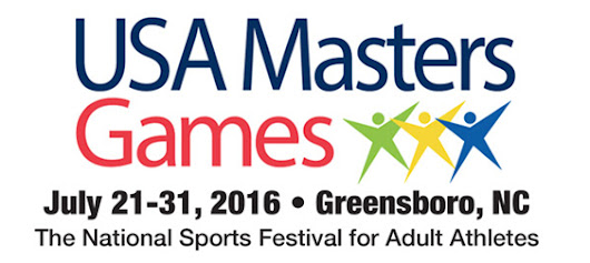 Charlotte Running Club: USA Masters Games - Greensboro, NC