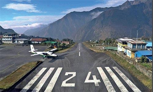 TENZING-HILLARY AIRPORT (NEPAL)