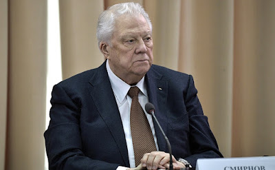 Vitaly Smirnov.