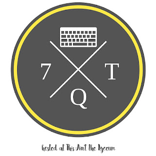 Seven Quick Takes logo