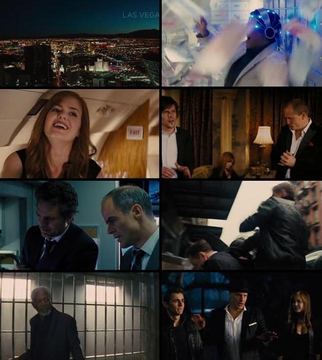 Now You See Me 2013 Dual Audio Hindi 720p BluRay