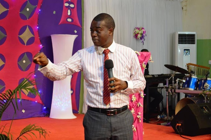 Apostle Arome Osayi – Covenant Living