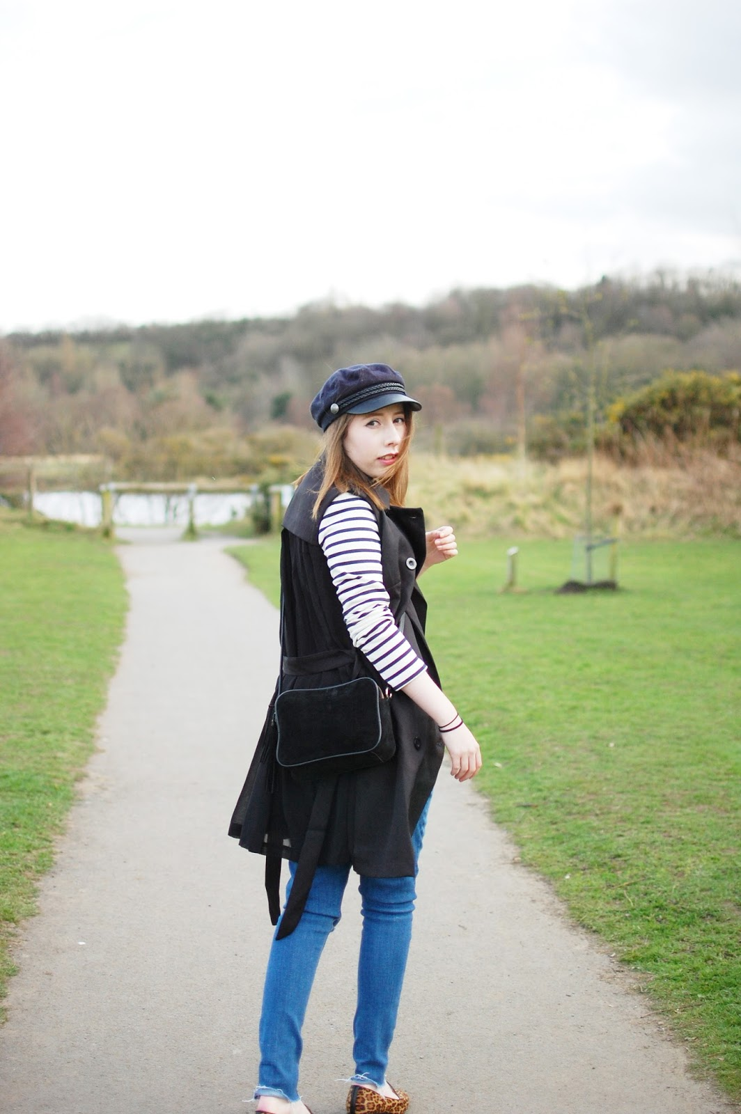 The Breton Stripe Top