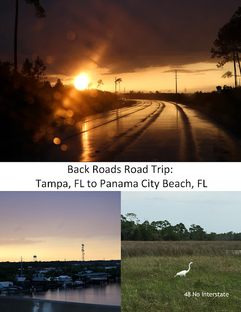 Back Roads Road Trip: Tampa to Panama City Beach, Florida