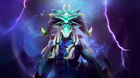 Leshrac DOTA 2 Wallpaper, Fondo, Loading Screen