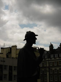 Bronze and clouds, malooka
