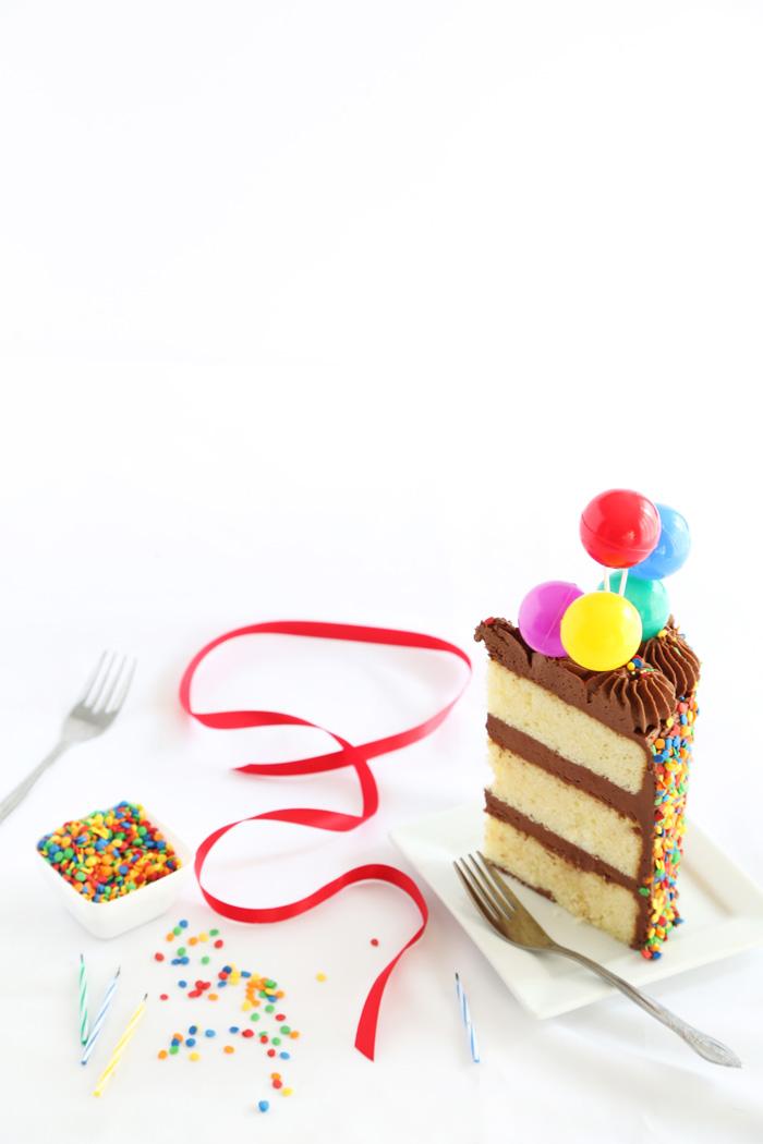 The Birthday Cake Sprinkle Bakes
