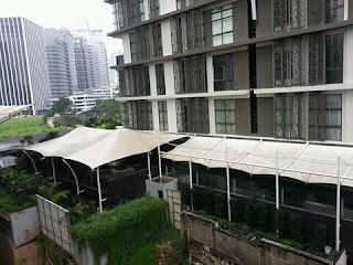 canopy membrane depok