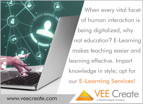 E-Learning Services - Vee Create