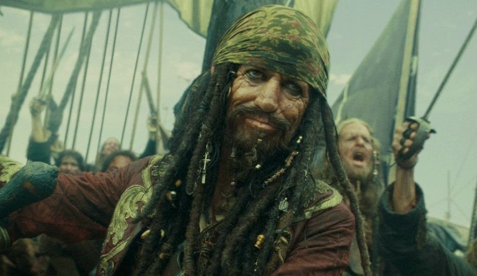 AFTERMATH: Keith Richards set to film 'Pirates of the ...