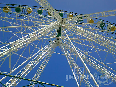 Towering Ferris Wheel