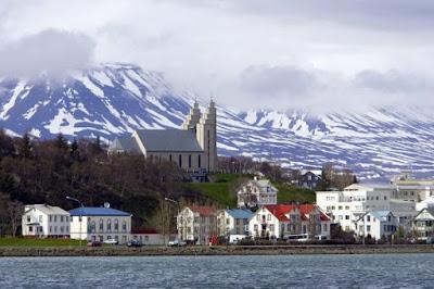 Jesús Augusto Sarcos Romero: Reikiavik, una ciudad cosmopolita rodeada por volcanes