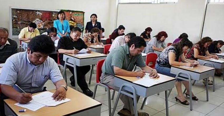 MINEDU: Bono de 18,000 soles recibirán los maestros que ocupen el tercio superior en el cuadro de méritos final del Concurso de Nombramiento Docente 2017 [VIDEO] www.minedu.gob.pe