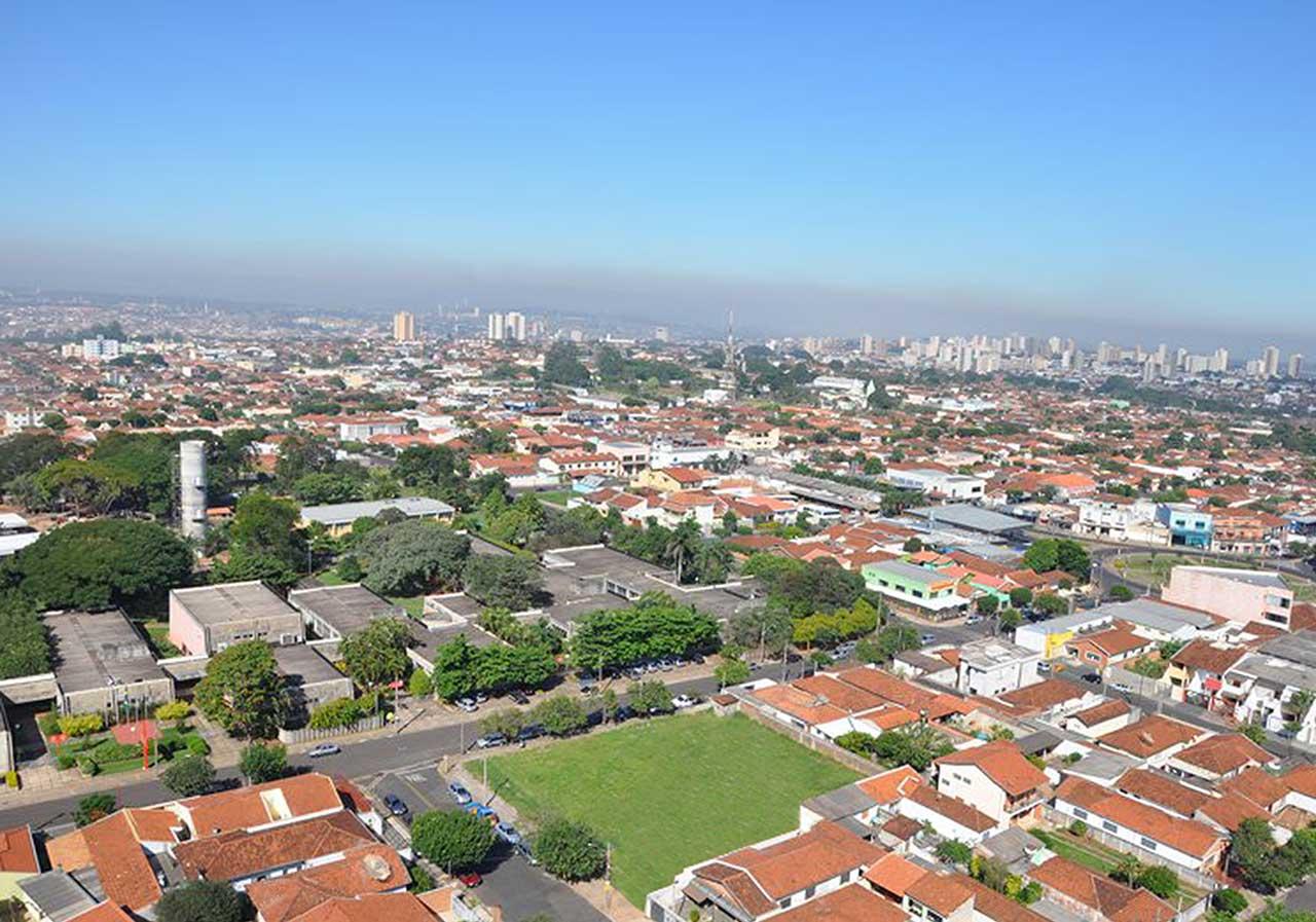 Araraquara - Cidade do Estado de São Paulo
