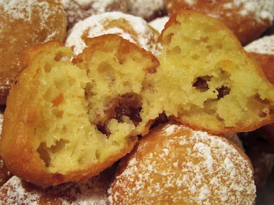 Prave fritule / Sweet fritters