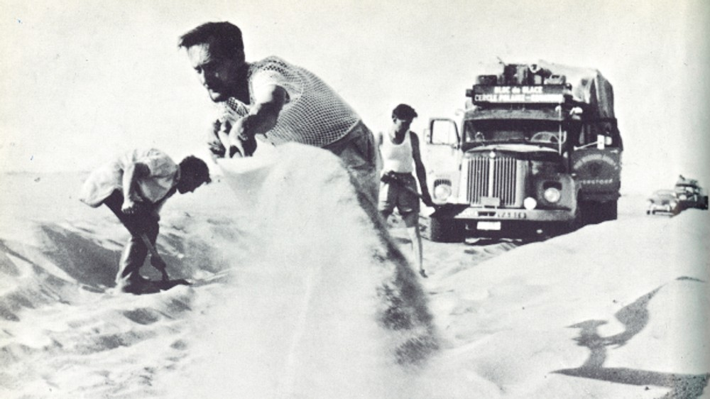 Ice Block Expedition of 1959