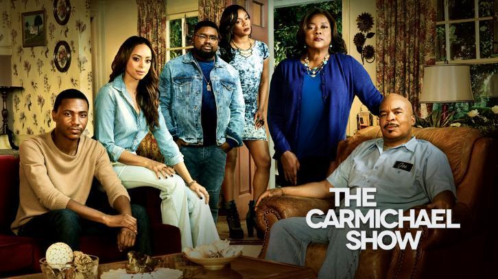 The Carmichael Show - Season 3 - Promo, Cast Promotional Photos + Key Art