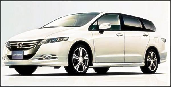 2016 Honda Odyssey Redesign Engine