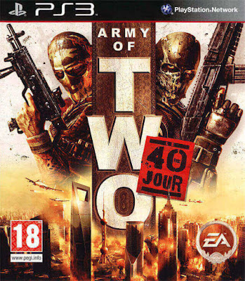 ARMY OF TWO 2 PS3