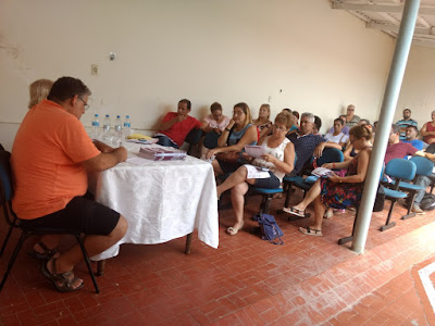 Professores do Vale do Ribeira aderem à paralisação e assembleia estadual em SP