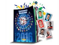 Álbum de Figurinhas Brasileirão 2016