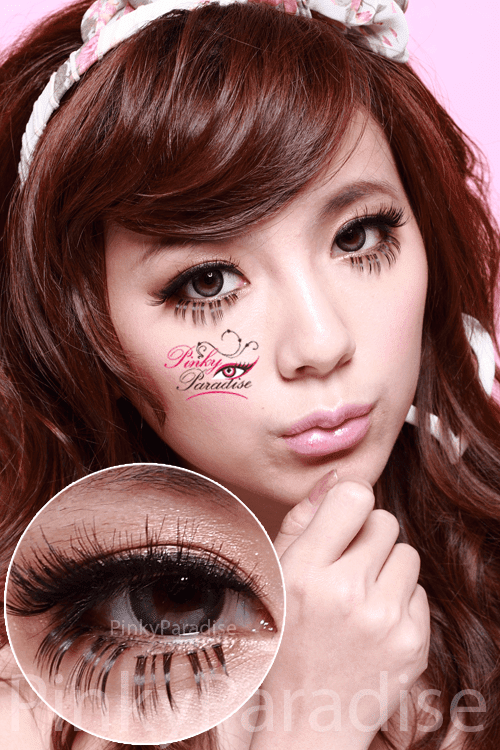 G&G A21 Grey Circle Lenses (Colored Contacts)