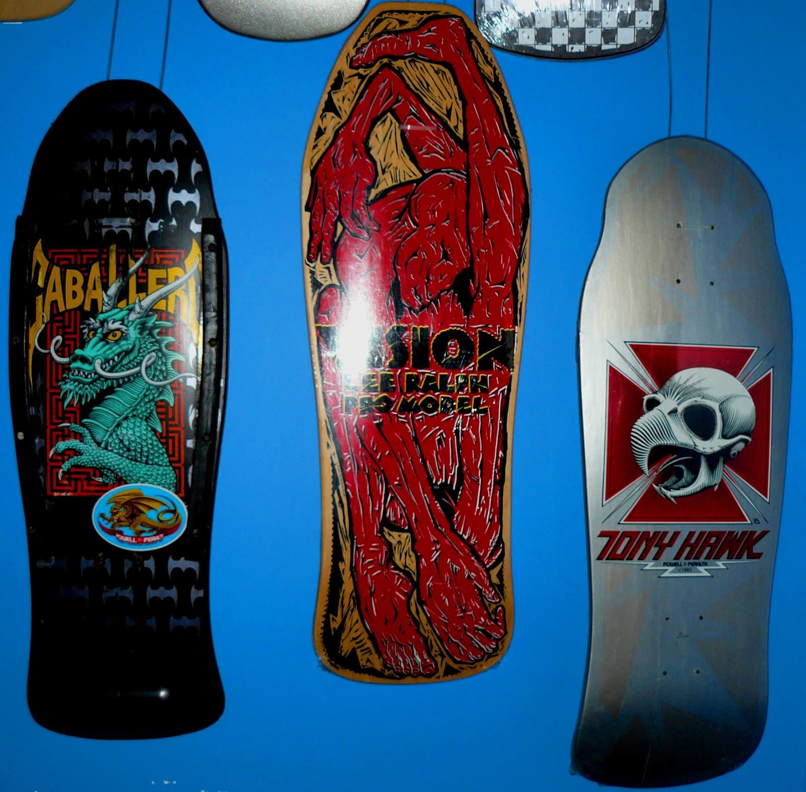 Think, that vintage skate boards