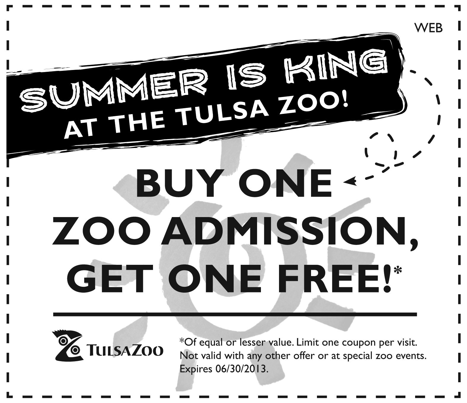 How Much is Zoo Admission with Lone Star?