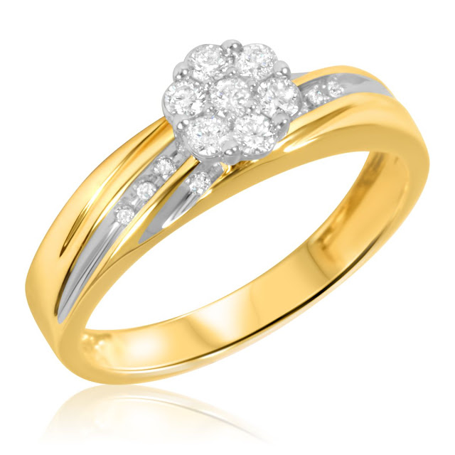 Cheap Ladies Wedding Rings