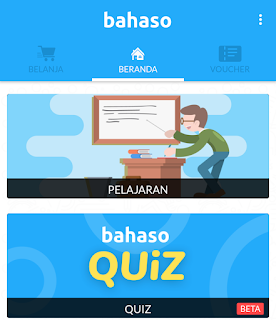 Aplikasi belajar bahasa inggris bahaso
