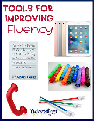 Tools for Improving Student Reading Fluency