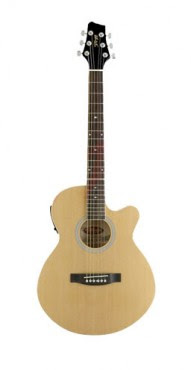 Bán Đàn guitar Acoustic Stagg SW206CETU-N