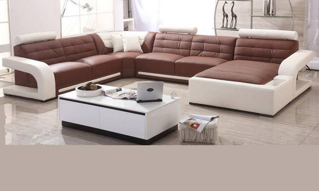 40 Modern sofa set designs for living room interiors 2019