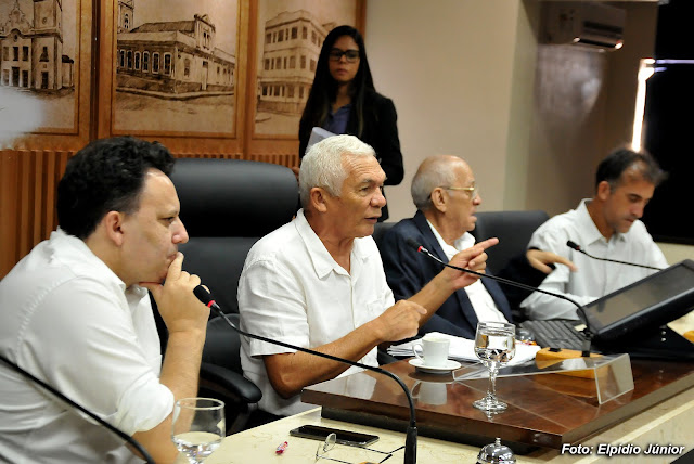 Comissão de Saúde realiza primeira reunião e define calendário de ações