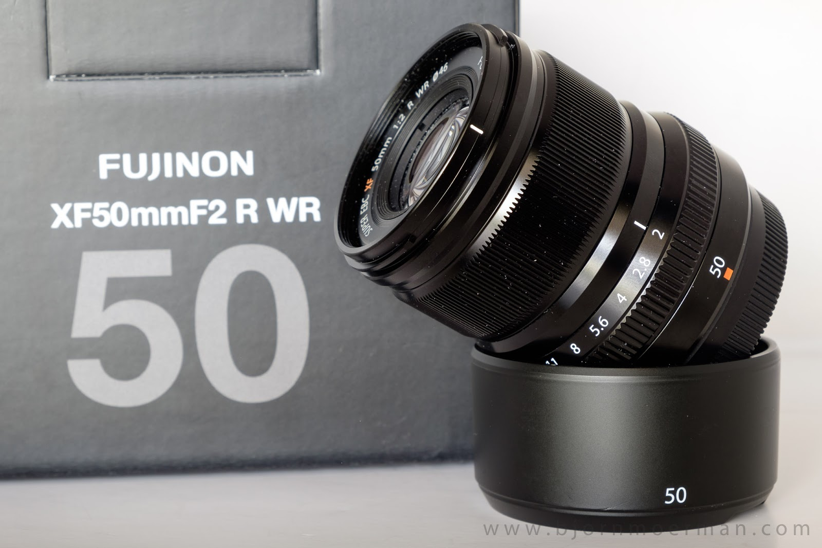 Bjrn Moerman Photography First Look Fujifilm Xf50mm F2 R Wr Xf 23mm When Announced Three New Cameras On January 19 X T20 100f And Gfx 50s They Also Released A Lens The An Announcement That