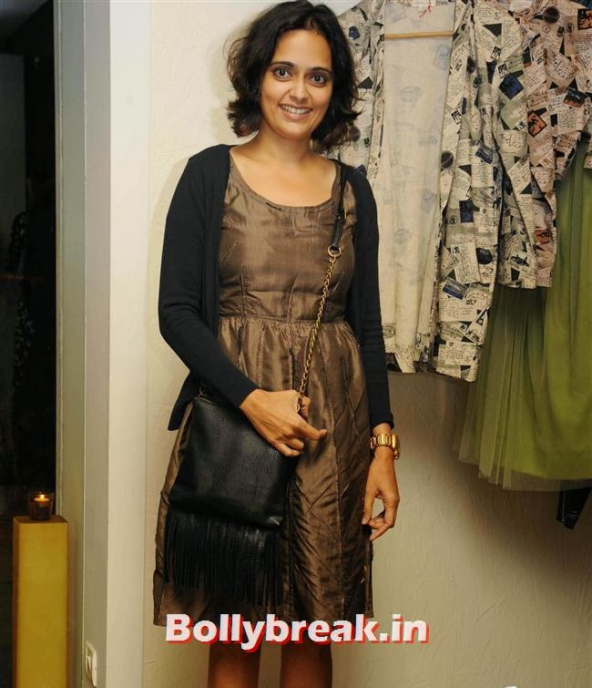 Priyadarshini Rao, Vishakha Singh at Aparna and Azmina Host Summer Preview