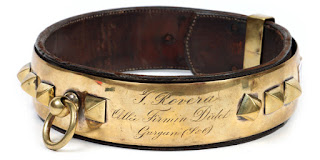 The History of The Dog Collar - Dog Collars Through The Ages: A Short History