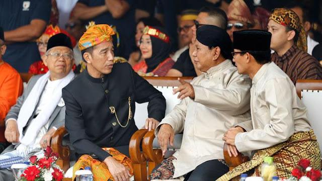 Sikap Blunder Jokowi Diserang Lagi Tim Prabowo-Sandi, Langsung Habis!