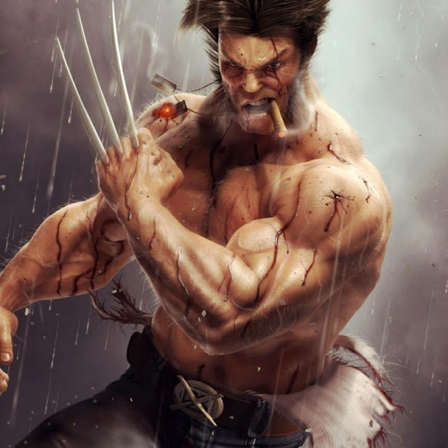 Wolverine Wallpaper Engine