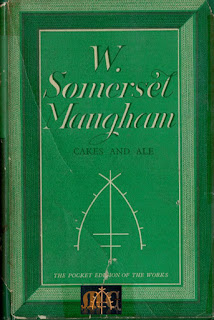 Cakes and Ale 1936 Heinemann Pocket Edition - W. Somerset Maugham