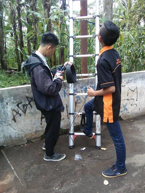 Migrasi Kabel Tembaga Ke Kabel Fiber Optik Pada Client - Gateway Ilmu