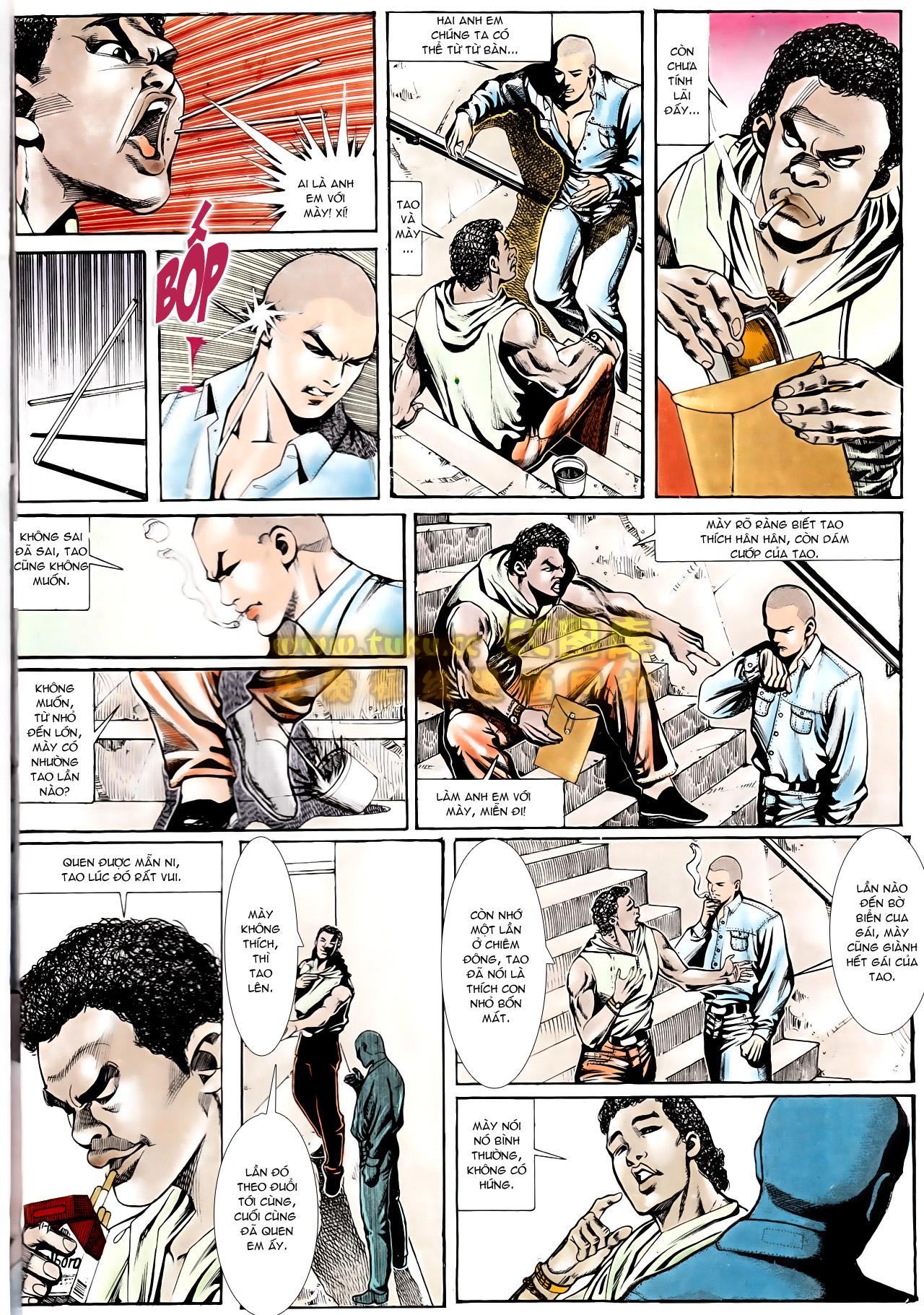 Người Trong Giang Hồ chapter 163: thủ đoạn đòi nợ trang 14