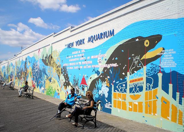 Informações sobre o New York Aquarium: