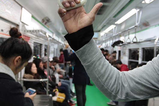Off-duty - Seoul Subway