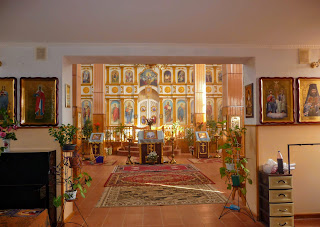 Васильковка. Ул. Первомайская. Свято-Вознесенский храм