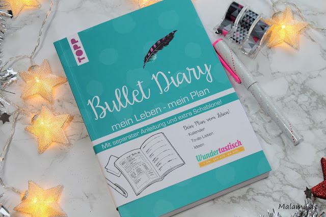 Bullet Diary aus dem frechverlag Verlosung von malamü