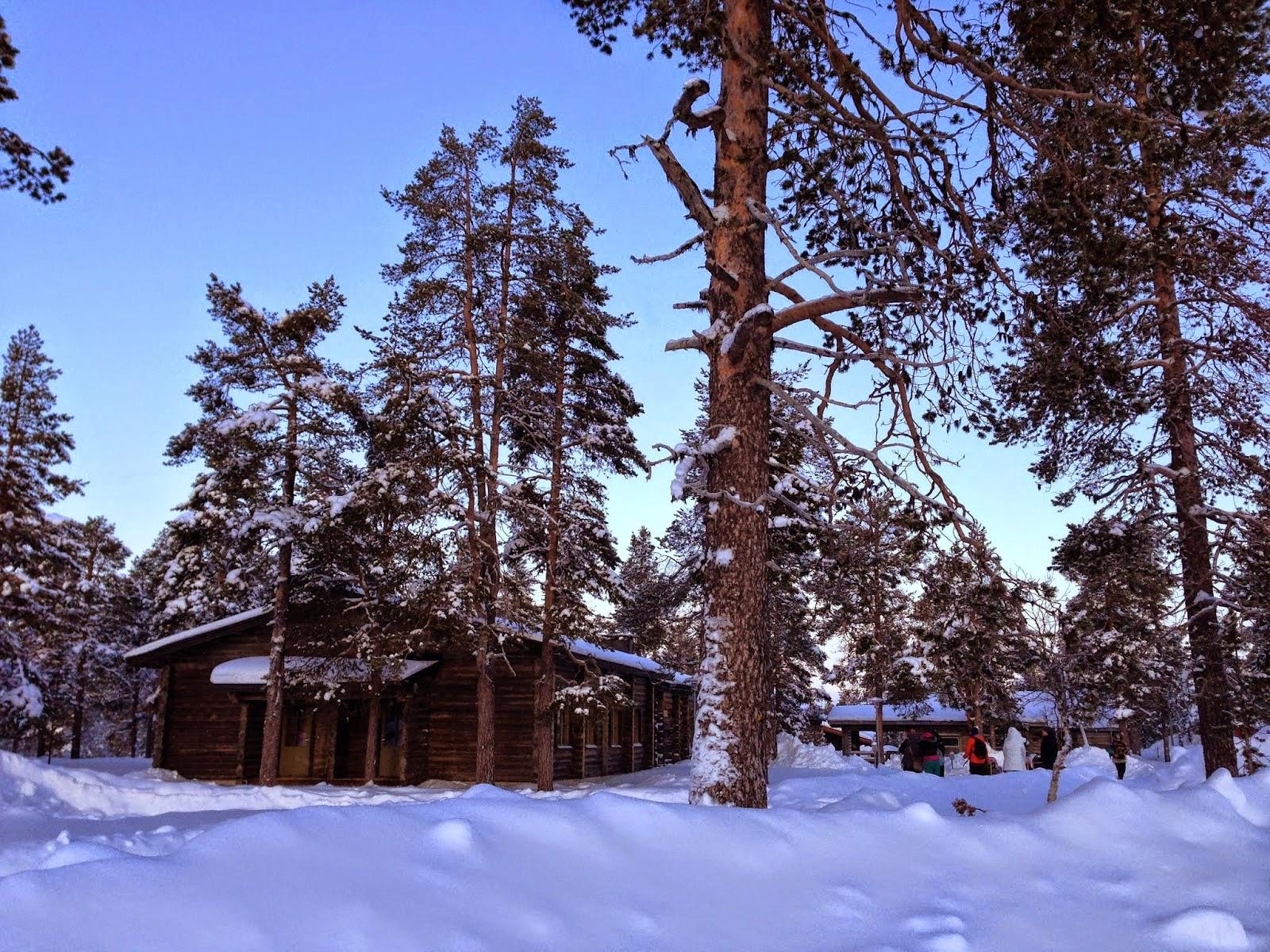 Kiilopaa Finland Northern Lights