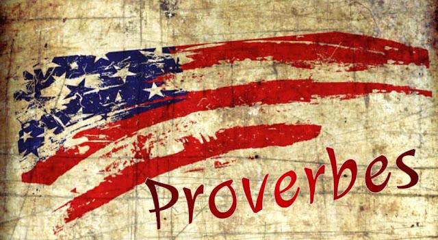 États-Unis en quelques proverbes.